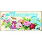 Cartexpo Metalen poster Roses des Balkans 17,50 x 45 cm