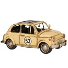 Clayre & Eef Cream fiat model 1957