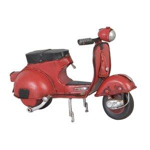 Clayre & Eef Rode vespa GS 150 model 1959