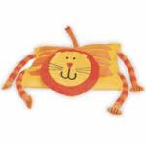Nino Ideas Oranje leeuw