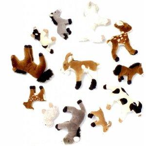 Anna Plush Hert met of zonder geluid