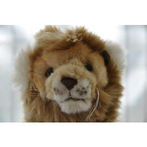 Anna Plush Baby katachtigen - leeuw