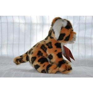 Anna Plush Baby katachtigen - Luipaard