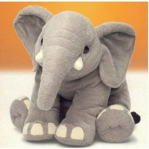 Anna Plush WWF olifantje