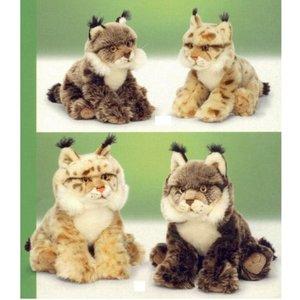 Anna Plush Lynxen