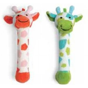 Happy Horse Goffy giraffe rammelaar