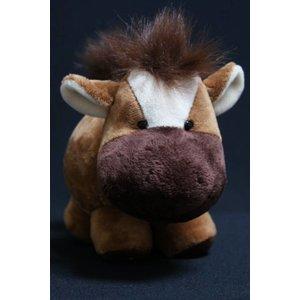 Russ Berrie Knuffel paard