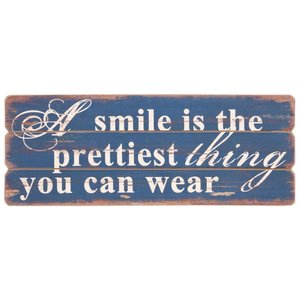 Clayre & Eef A smile is...