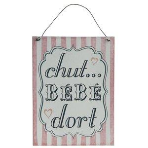 Clayre & Eef Chut... bébé dort