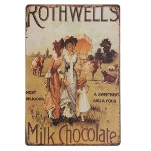 Clayre & Eef Rothwells Milk Chocolate