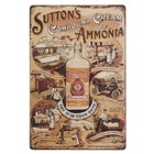 Clayre & Eef Sutton's Compound Cream of Ammonia