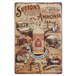 Clayre & Eef Sutton's Compound Cream of Ammonia