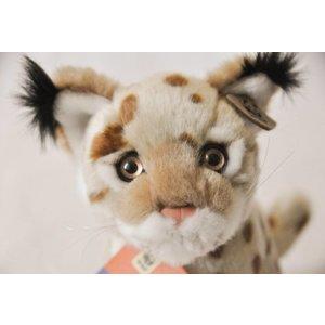 Anna Plush Lynx