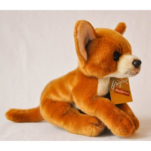 Anna Plush chihuahua hondje