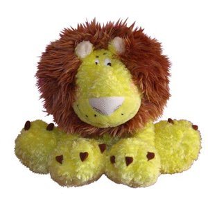 Anna Plush Jungle leeuw Chad