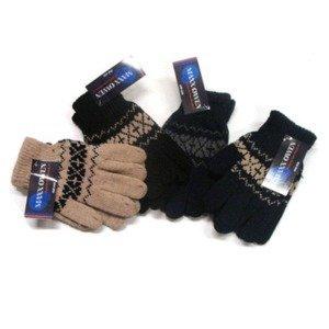 HB ruitersport Manouxx wollen handschoenen