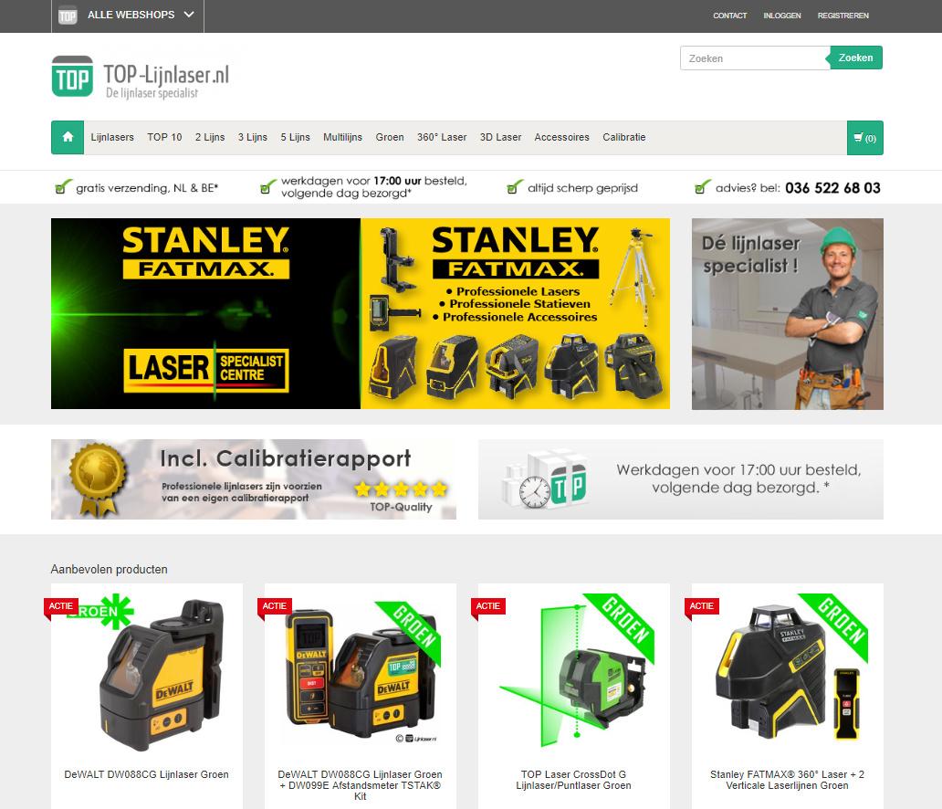 www.top-lijnlaser.nl