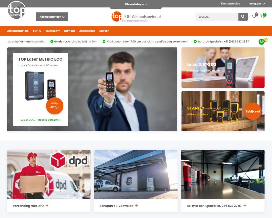 www.top-afstandsmeter.nl