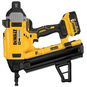 DeWalt 18V XR Brushless Betontacker