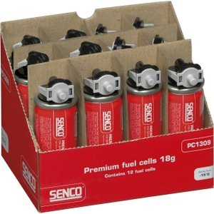 Senco Gaspatronen 18gram Polar Box a 12