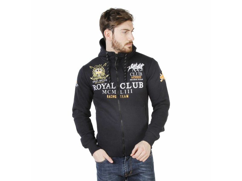 Geographical Norway Geographical Norway Fusain_man