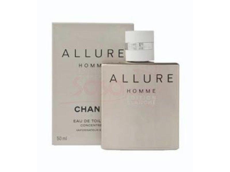 Chanel Chanel Chanel - Allure homme edition blanche concentree Eau de parfum100ml