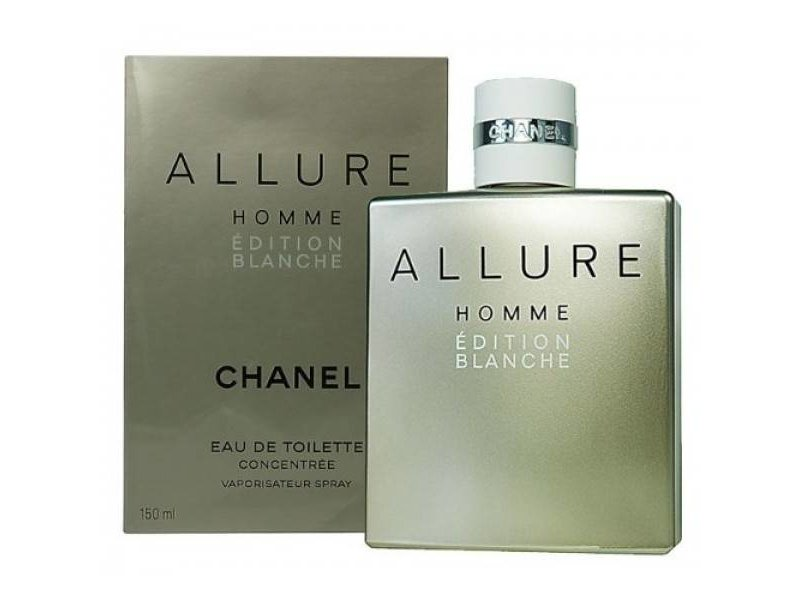 Chanel Chanel Chanel - Allure Pour Homme Edition Blanche Eau de parfum50ml
