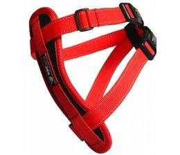 Ezy Dog Tuig chest plate rood