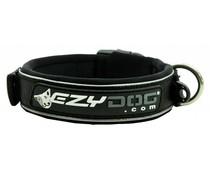 Ezy Dog Halsband Neopreen zwart