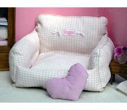 Kinggos Honden Sofa New Rose