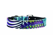 Hunter Halsband Tropical violet