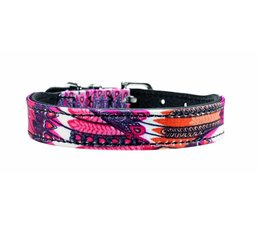 Hunter Halsband Tropical red