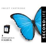 SecondLife HP 302 BK