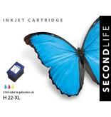 SecondLife HP 22 XL Color