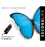 SecondLife HP 364 XL BK