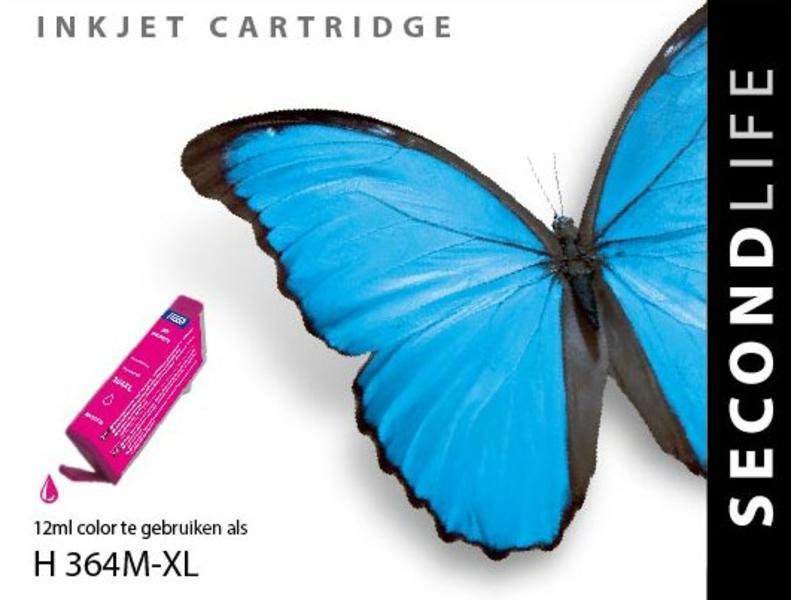 SecondLife HP 364 XL Magenta