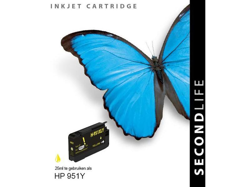 SecondLife HP 951 XL Yellow
