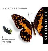 SecondLife Epson T 1811 Black