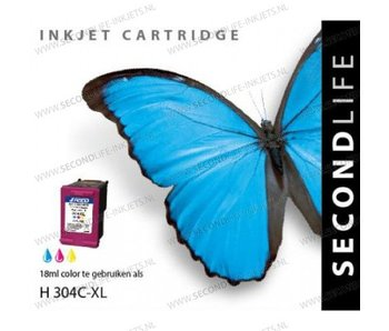 SecondLife Replacement SL for HP 304 XL Color
