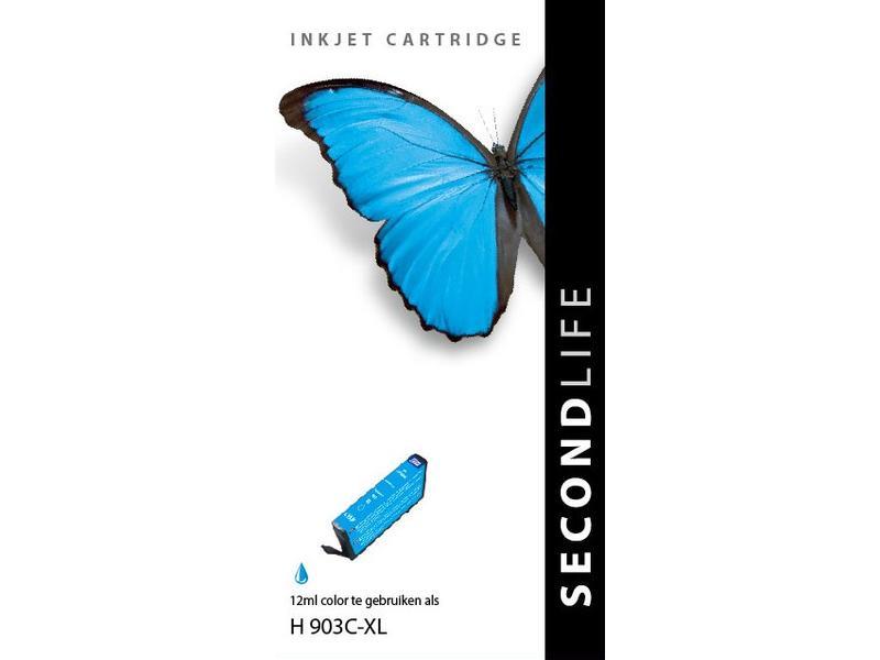 SecondLife SecondLife - HP 903 XL Cyan