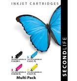 SecondLife SecondLife - Multipack HP 903 XL BK, C, M en Y