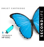 SecondLife Replacement SL for HP 935 Cyan