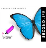 SecondLife Replacement SL for HP 935 Magenta