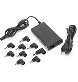 NGS 70W universele laptop / notebook adapter - 70W - HP - Dell - Acer - Asus - 11 tips