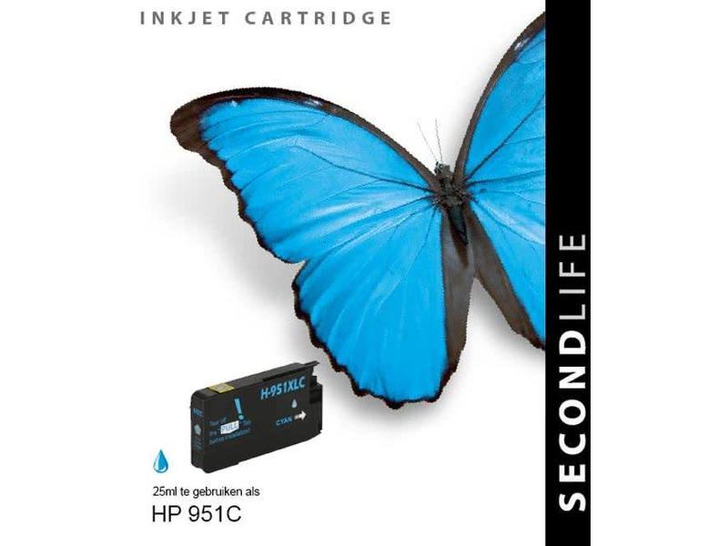 SecondLife HP 950 XL & 951 XL compatible cartridges multipack