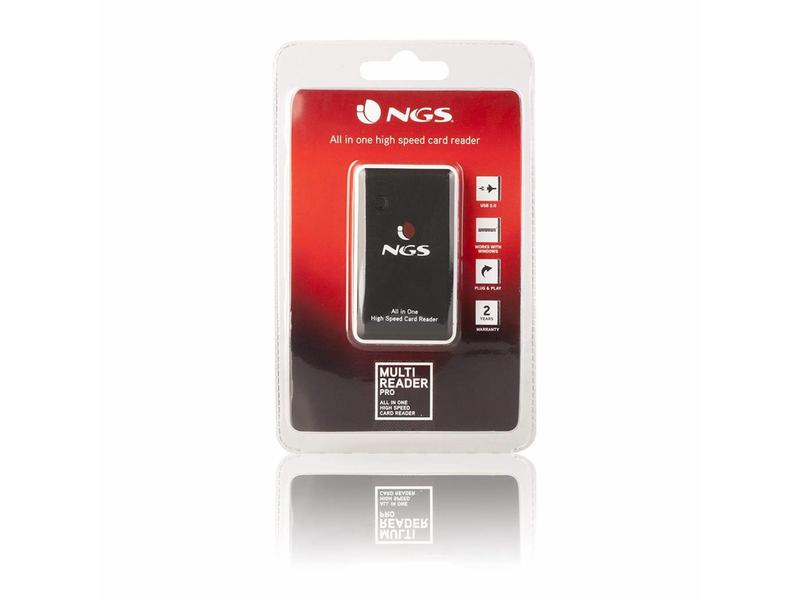 NGS Multireader geheugenkaartlezer