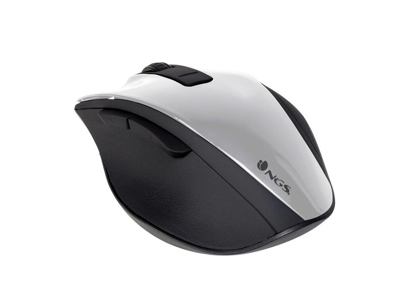 NGS NGS WIRELESS MOUSE BOW WHITE