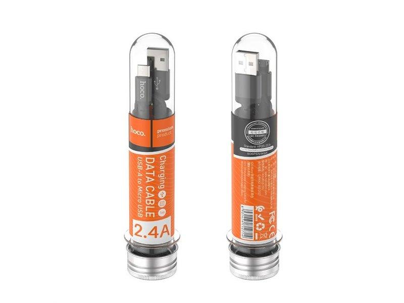 HOCO Hoco Display 30 st. X14 cable (1m) Lightning, USB-C & Micro