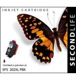 SecondLife SecondLife - Epson 202 XL Photo Black