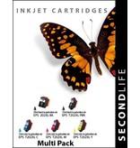 SecondLife SecondLife - Multipack Epson 202 XL BK, PBK, C, M & Y
